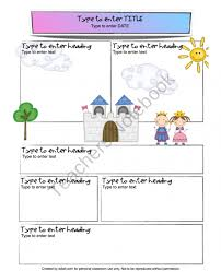10 best images of create a newsletter theme preschool free