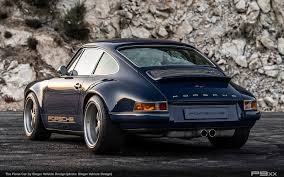 singer porsche blue singer releases photos of latest build the fiona car u2013 p9xx