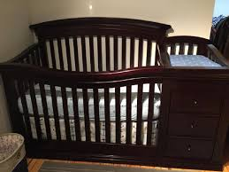 Sorelle 4 In 1 Convertible Crib Sorelle Tuscany Crib 100 Crib Turned Into Toddler Bed How To Turn