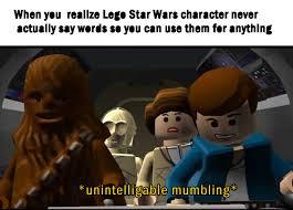 Lego Star Wars Meme - lego star wars memes never die otmemes