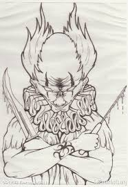 wicked tattoo sketch photo 6 real photo pictures images and