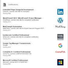 How To Put My Resume Online by Is It Worth To Put Certificates On My Linkedin Profile Quora