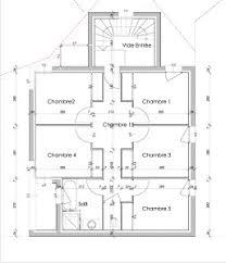 maison 6 chambres les plans de la maison le de notre construction avec les