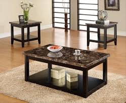 furniture the marble top coffee table in best material