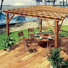 Plans For Building A Wooden Patio Table by 40 Pergola Design Ideas Turn Your Garden Into A Peaceful Refuge