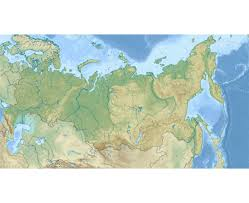 Map Russia Maps Of Russia Detailed Map Of Russia In English And Russian
