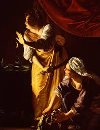 judith and her maidservant with the head of holofernes detroit