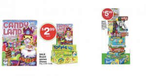 thanksgiving day deal kmart all board for 5 99 each