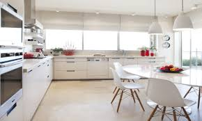 mid century modern kitchen lighting kitchen attractive wooden kitchen chairs design ideas with beige