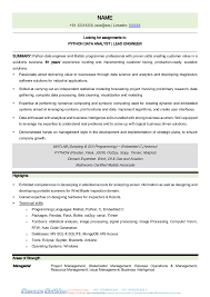 Resume Examples For It Free Resume Format Resume Template And Professional Resume