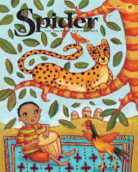cricket media spider magazine magazine for kids