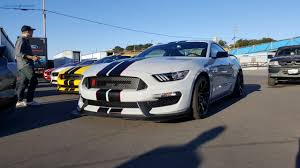 cool golden cars 2016 ford shelby gt350 mustang first drive u2013 golden pony slashgear