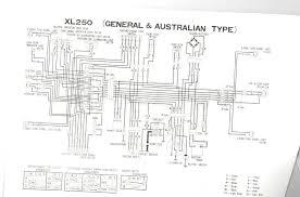 1976 xl250 no regulator vintage thumpertalk