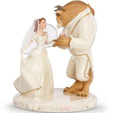 beauty and the beast cake topper disney s s wedding dreams cake topper disney