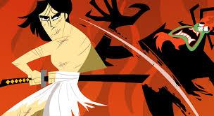 samurai jack watch me draw samurai jack u0026 aku youtube