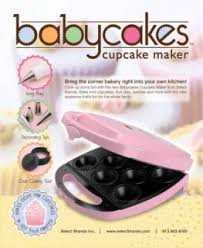 baby cakes maker whip up some in minutes with the babycakes cupcake maker