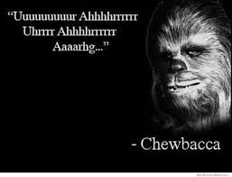 Motivational Quotes Meme - chewbacca quote weknowmemes