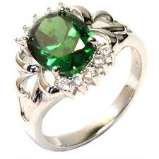 green rings images Emerald ring png