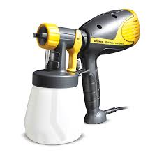 shop wagner opti stain plus handheld hvlp paint sprayer at lowes com