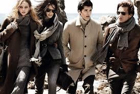 tendencias en ropa para hombre otono invierno 2014 2015 camisa denim massimo dutti caña otoño invierno 2014 15 tendencias de mujer y