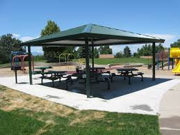 Sheridan Grill Gazebo by Lonesome Pine Park
