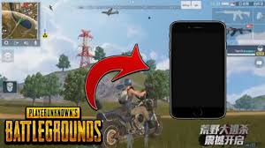 pubg mobile new pubg mobile game looks exactly like pubg youtube