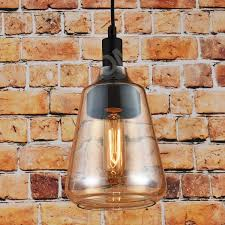 vintage glass pendant light industrial vintage glass pendant light hanging ceiling light amber