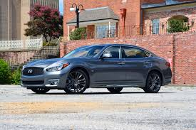 infiniti q70l 2017 infiniti q70l test drive review autonation drive automotive