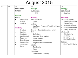august first day of biology activity welcome to biology
