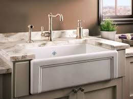 How To Clean A Farmhouse by Beautiful Undermount White Porcelain Kitchen Sink White Undermount