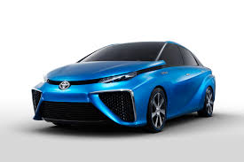 toyota car 2017 toyota fuel cell vehicle concept to appear in canada for the first