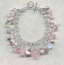 unique handmade designer charm bracelets themed charm bracelets