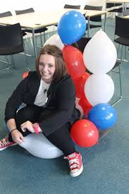 Balloon Challenge High School Pupils Enjoy A Secondary Challenge Day At South