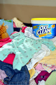 Best Stain Remover Clothes The Best Baby Laundry Tips Rachel Teodoro