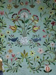 flower garden quilt pattern susan smith u0027s stevie u0027s garden diana explains that the background
