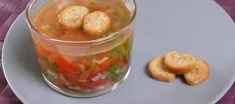 recette cuisine collective recette gaspacho alentejano vici solutions restauration