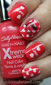 i love you nail designs gallery nail art designs
