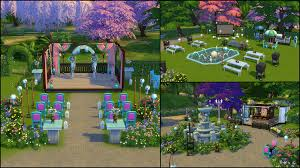 wedding arches sims 3 the sims 4 gallery spotlight simsvip