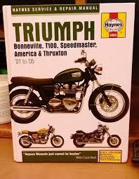 triumph bonneville t110 speedmaster america u0026 thruxton service