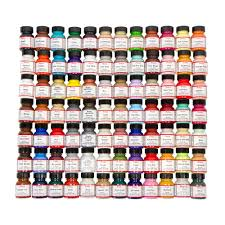 complete standard color kit 81 colors angelus brand leather paints