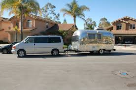 nissan frontier towing capacity eurovan ain u0027t that bad for towing airstream forums