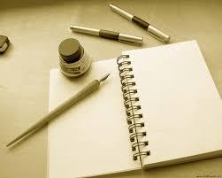 good writing paper why i write