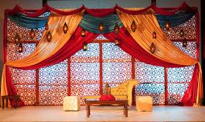 traditional indian wedding at fairmont the palm dubai