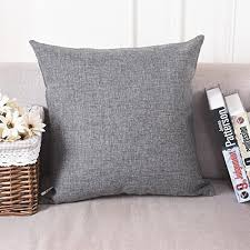 Pillow For Sofa by Grey Throw Pillows Under 10 Amazon Com