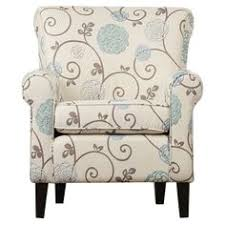 Jcpenney Accent Chairs Bridgitte Fabric Accent Chair Hand Carved In Stunning Birch