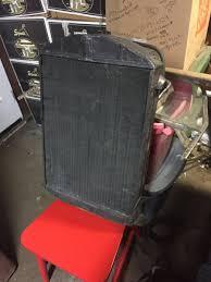 original 1932 ford v8 radiator sold the h a m b