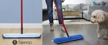 the best reviewed mop to up dust easily types materials