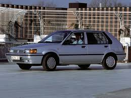 nissan sunny 1988 modified nissan sunny generations technical specifications and fuel economy