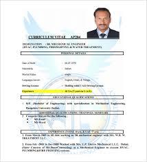 Sample Resume Word Format by Download Hvac Engineer Sample Resume Haadyaooverbayresort Com