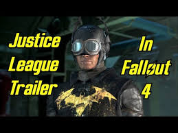 target ps4 games black friday vg247 justice league trailer recreated in fallout 4 is one of the best